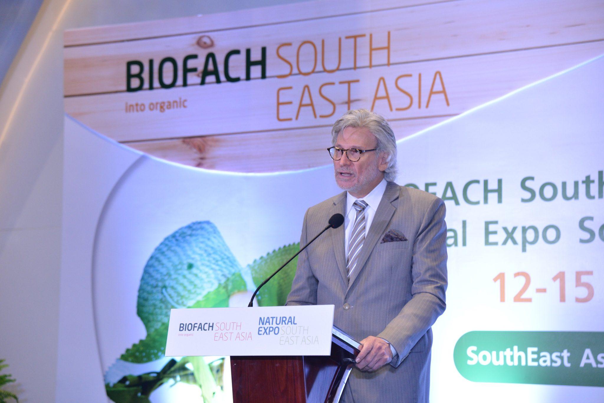 """กรมการค้าภายใน ชวนฟังสัมมนาเปิดความรู้ ติดอาวุธออร์แกนิคไทย ดังไกลทั่วโลก  ในงาน """"BIOFACH Southeast Asia 2019 และ Natural Expo Southeast Asia 2019"""""""