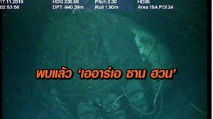 พบแล้วเรือดำน้ำอาร์เจนตินาสูญหายไป 1 ปี พร้อมลูกเรือ 44 ชีวิต