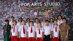 โรงเรียนดาราวิทยาลัย เปิดตัว 'ป๊อปอาร์ต สตูดิโอ' ขานรับไทยแลนด์ 4.0