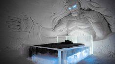 'Snowvillage' โรงแรมน้ำแข็ง ในฟินแลนด์ ภายใต้ธีม Game of Thrones
