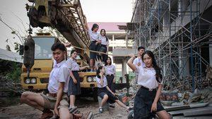 นักเรียนชัยภูมิภักดีชุมพล โพสท่าสุดสตรอง #เรียนจบภาพไม่จบ