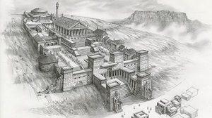 ห้องสมุดแห่งอเล็กซานเดรีย แหล่งวิทยาการแห่งแรกของโลก