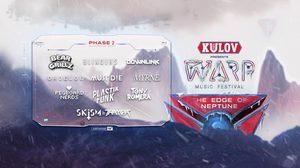 ชาว EDM พร้อมลุย!! KULOV Present WARP Music Festival 2018 วันที่ 2-3 พฤศจิกายนนี้