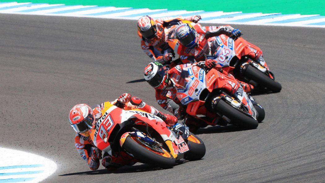 MotoGP 2019 กระฮึ่มอีกครั้ง