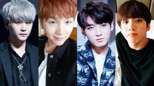 พาส่องหนุ่มๆ BTS แบบหน้าสด โนเมคอัพ ดูสิว่าจะยังหล่อเหมือนเดิมมั้ย