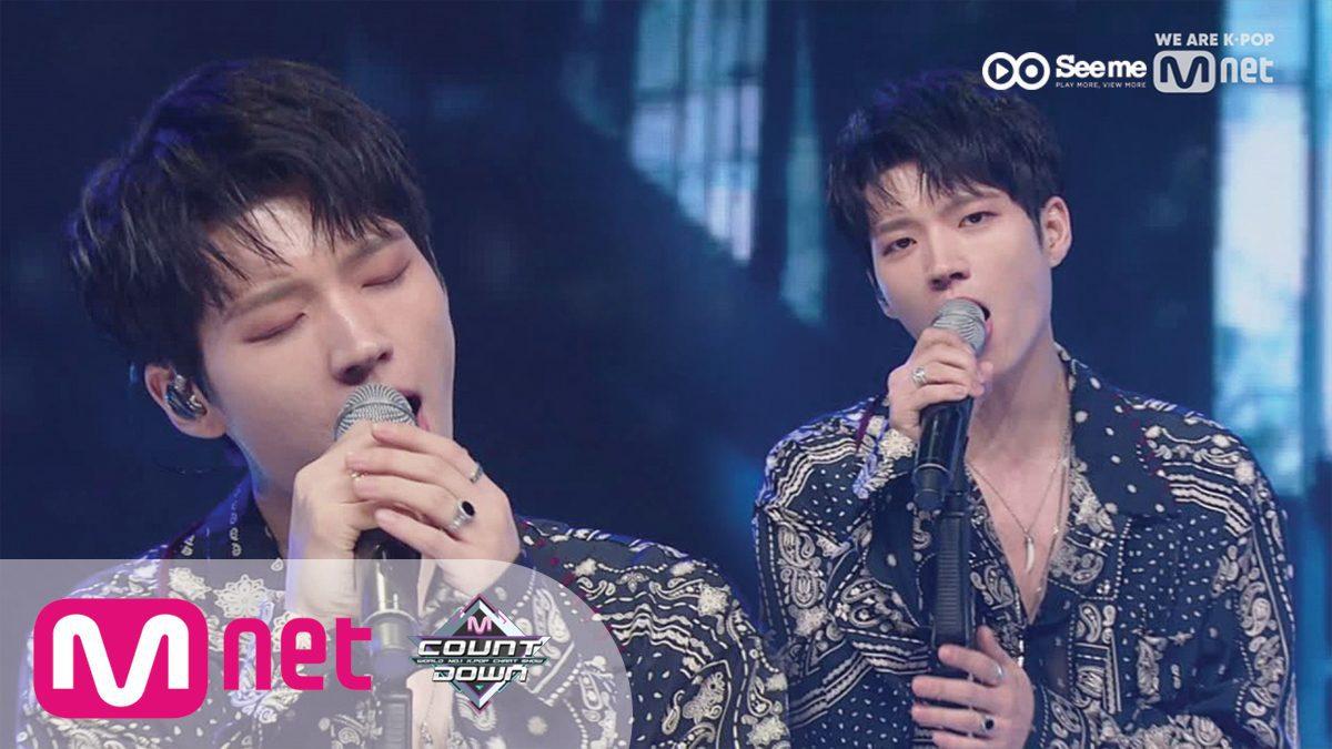 [Nam Woo Hyun - Rain] Comeback Stage | M COUNTDOWN 190509 EP.618