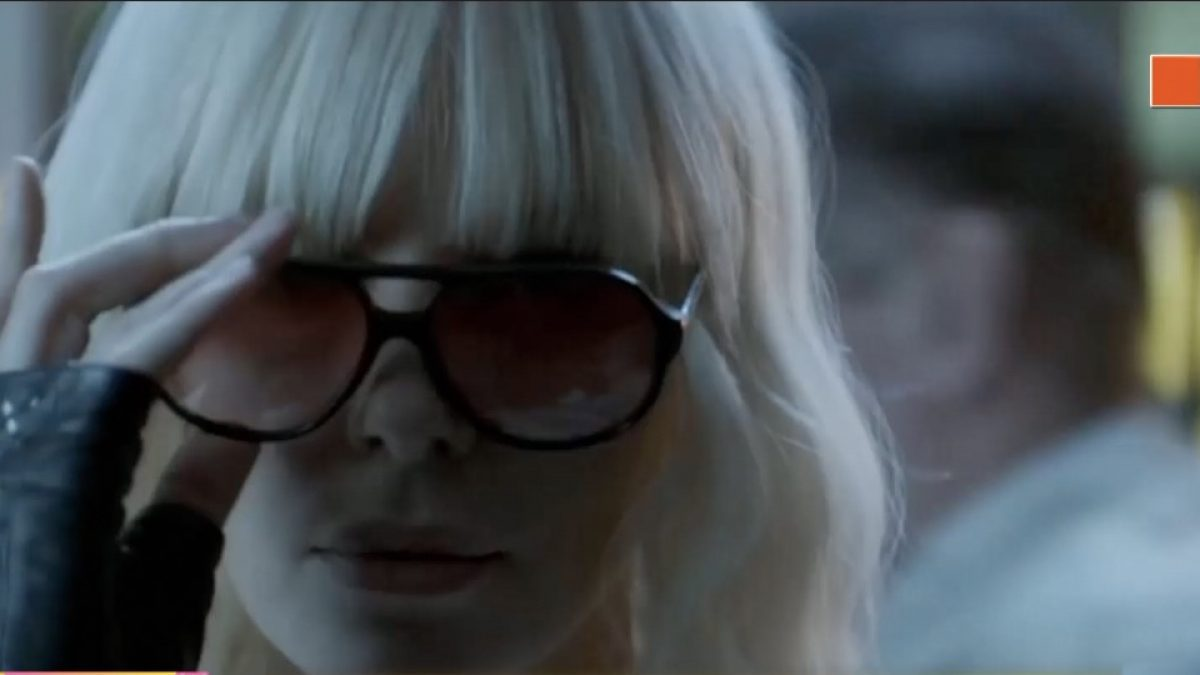 "Atomic Blonde หนังบู๊เดือดๆ ของ ""ชาร์ลีซ เธอรอน"""