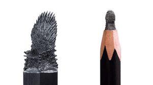 แฟนอาร์ตจาก Game of Thrones แกะสลักจากใส้ดินสอ งานสวยละเอียดเวอร์ๆ