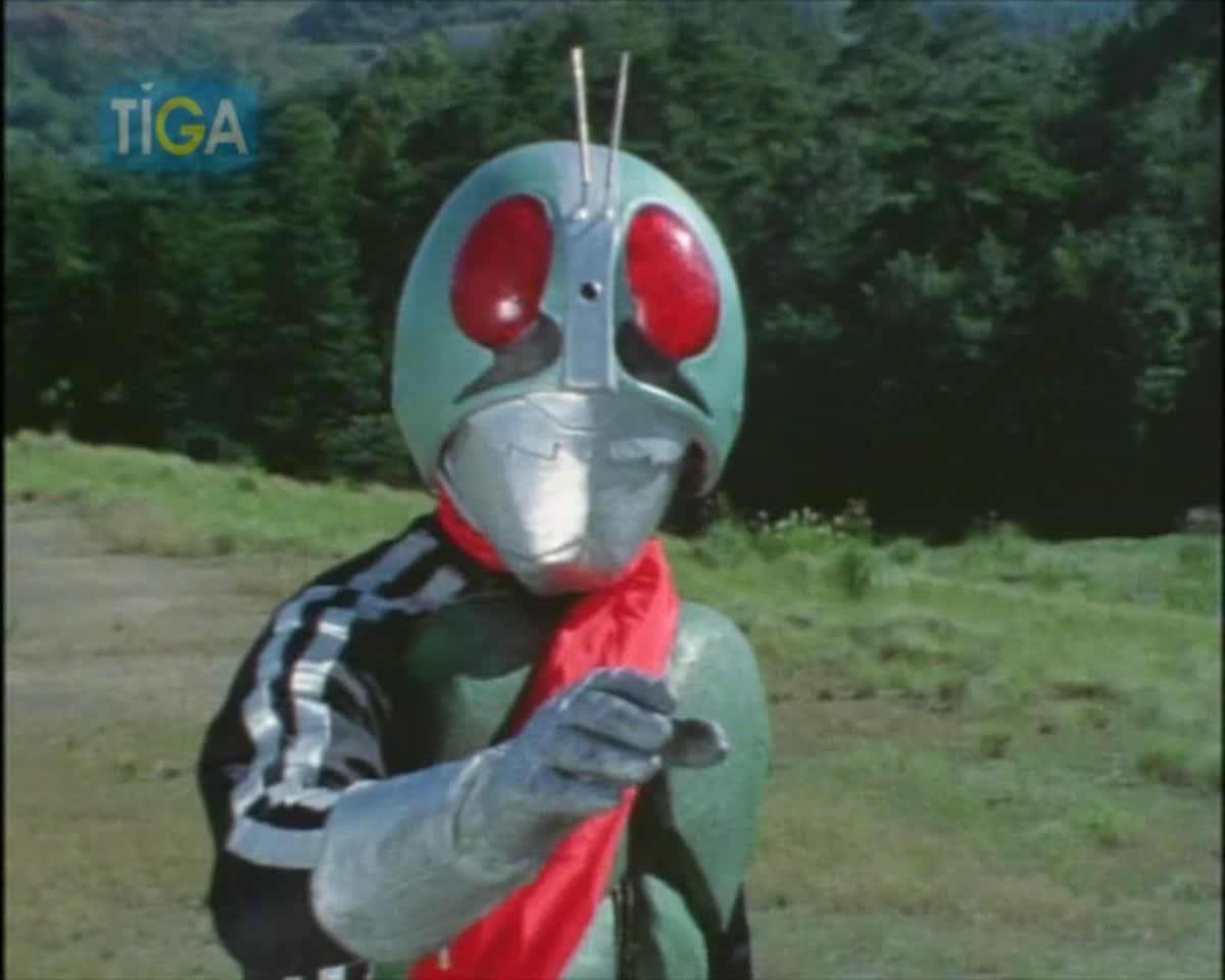 Masked Rider ตอนที่ 80-2