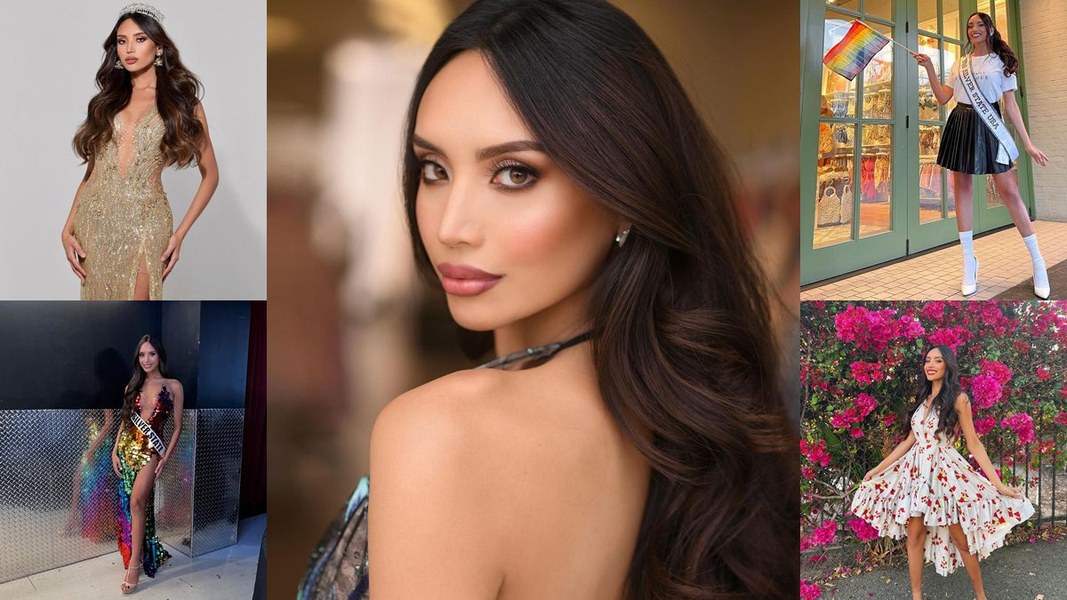 Kataluna Enriquez นางงามข้ามเพศคนแรก ที่ได้เข้าร่วมประกวด Miss USA 2021