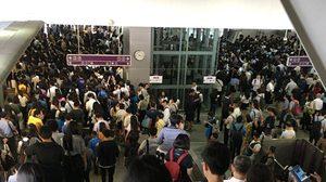 เดินรถปกติแล้ว ! หลัง MRTสายสีน้ำเงิน ขัดข้องที่เตาปูน