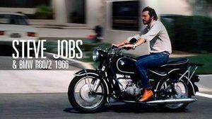 BMW R60/2 1966 หนึ่งในแรงบันดาลใจ สู่การพลิกโลกของ Steve Jobs