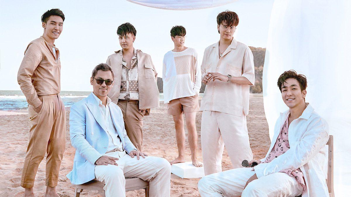 จี๊บ เทพอาจ LOVEiS Entertainment ผู้อยู่เบื้องหลังวง MEAN ที่มาเพลงนั่งโง่ๆริมทะเล ดึง นนท์ ธนนท์ ฟีเจอร์ริ่ง
