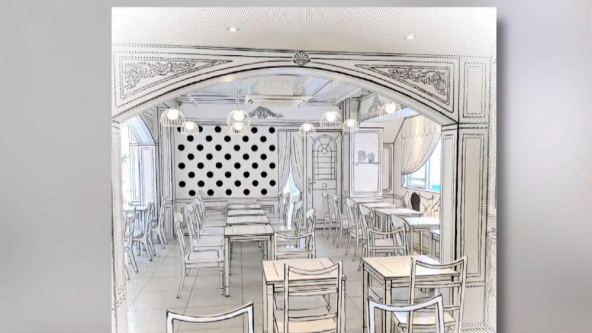 """2D Cafe"" คาเฟ่การ์ตูนสองมิติ น่าเช็คอินในชินจูกุ"