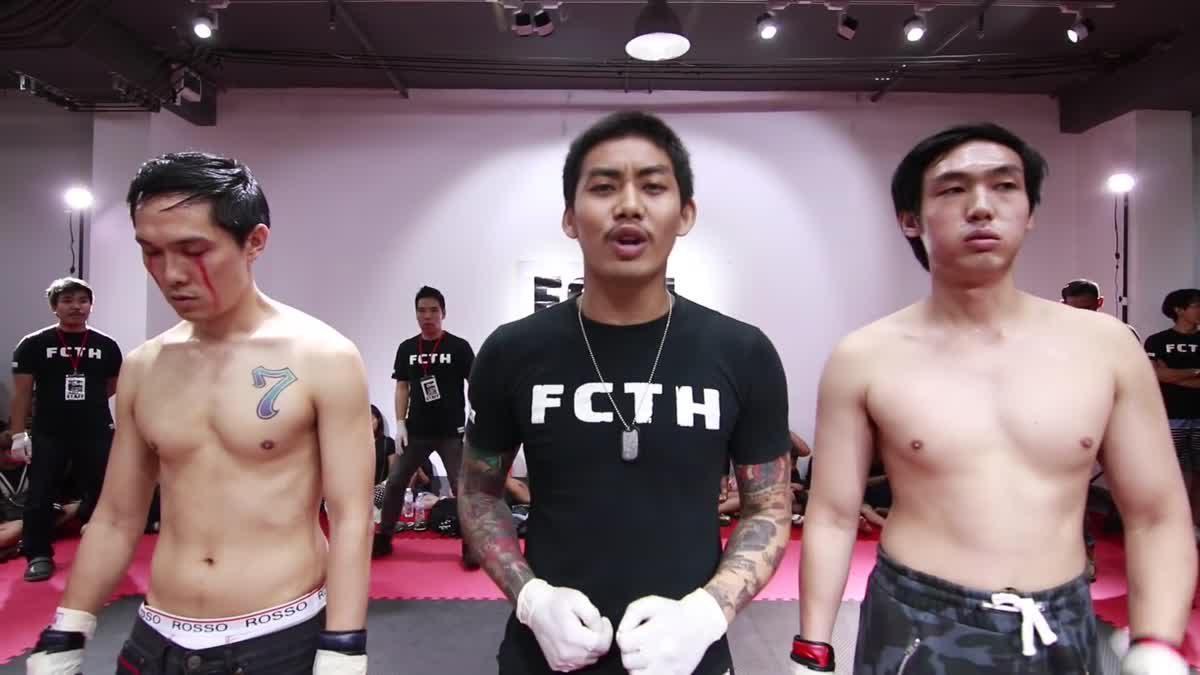 Fight Club Thailand ส่งท้ายปี No 7 x Peter คู่ที่ 202