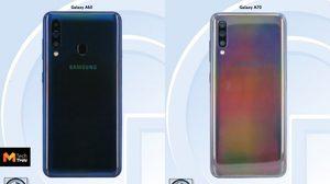หลุดสเปค Galaxy A60 และ A70 ผ่าน TENAA มาพร้อมแบต 4,400 mAh