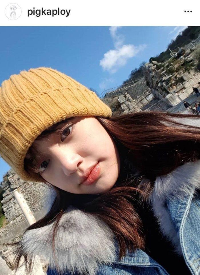 พลอยไพลิน น้องสาว พิม พิมประภา