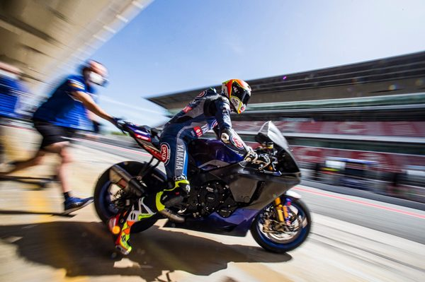 Pata Yamaha With BRIXX WorldSBK