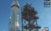 Blue Origin ทดสอบระบบหลบหนีกลางอากาศสำเร็จ