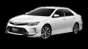 ปรับโฉม Toyota Camry Extremo MY2017 อีกครั้ง แต่ขายในราคาเดิม
