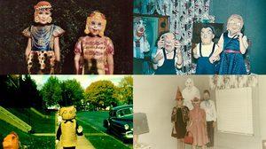 รวมภาพชุดสุดหลอนในเทศกาล Halloween ช่วงปี 1950 และ 1960