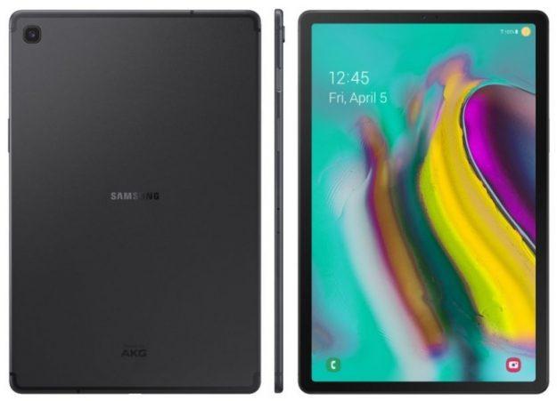 หลุดสเปค Samsung Galaxy Tab S5 แท็บเล็ตตัวแรง ใช้ CPU Snapdragon 855