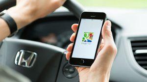 Google Maps เตรียมเพิ่มฟีเจอร์ใหม่ แจ้งจำกัดความเร็ว เตือนกล้องจับความเร็ว