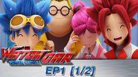 ดูการ์ตูน Power Battle Watch Car EP 01 [1/2]