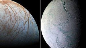 นาซา พบมหาสมุทร บนดวงจันทร์ บริวารของดาวเสาร์