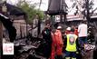 ชายวัย 85 ปีถูกไฟคลอกเสียชีวิตในบ้านพัก