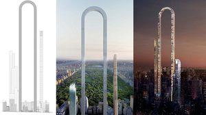 เผยภาพหน้าตา ตึกที่ยาวที่สุดในโลก The Big Bend ตึกรูปตัว U ใจกลางนิวยอร์ค