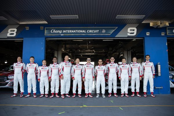 Toyota Executive Charity Race 2019