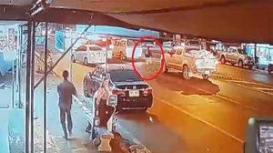 ตำรวจแจง เหตุวิสามัญ โอเล็ดลอด เสียชีวิตขณะกำลังจี้รถชาวบ้านหลบหนี