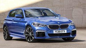 BMW จะเปิดตัว BMW Series 1 ปี 2018 sport hatchback 3 ประตูในปีหน้า
