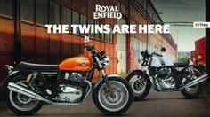 Royal Enfield Interceptor 650 และ Continental GT 650 จะเปิดตัวที่อินเดีย 14 พฤศจิกายน นี้