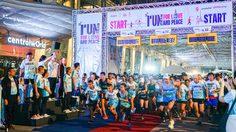 """13 ปี """"เซ็นทรัลกรุ๊ป มินิมาราธอน"""" เดิน-วิ่งการกุศล  รวมพลังนักวิ่ง ส่งใจให้ชายแดนใต้-ผู้ป่วยมะเร็ง"""