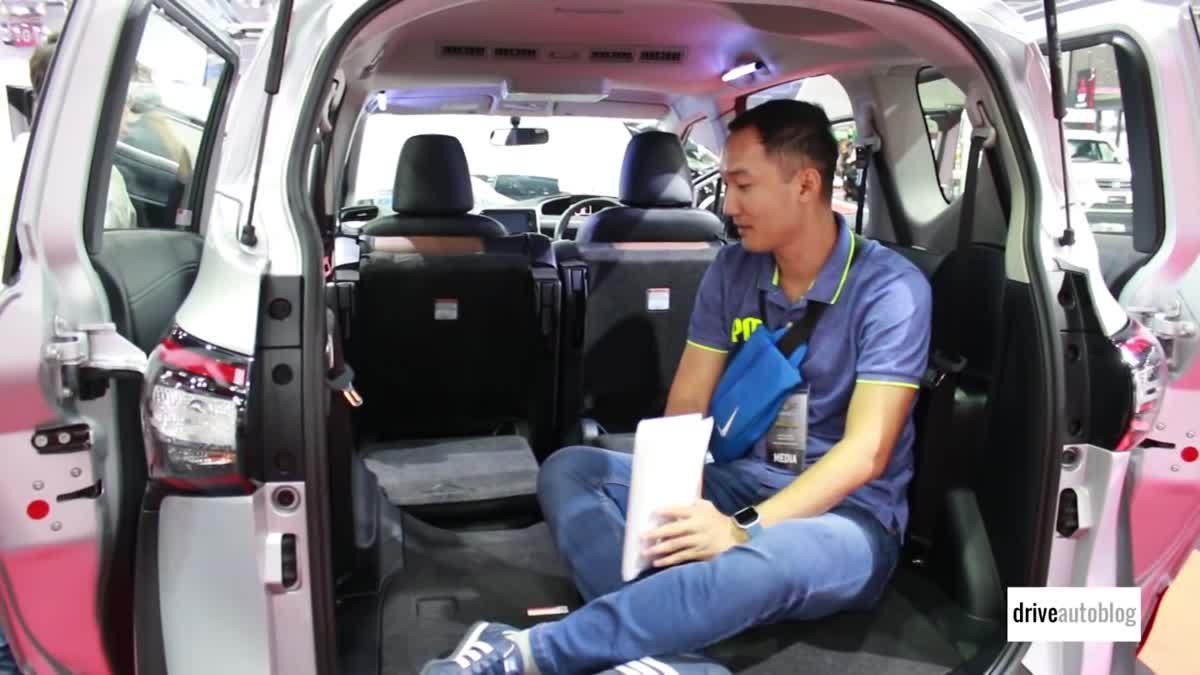 [Review] 2017 Toyota Sienta 7 ที่นั่งประตูสไลด์ เพื่อไลฟ์สไตล์คนรุ่นใหม่