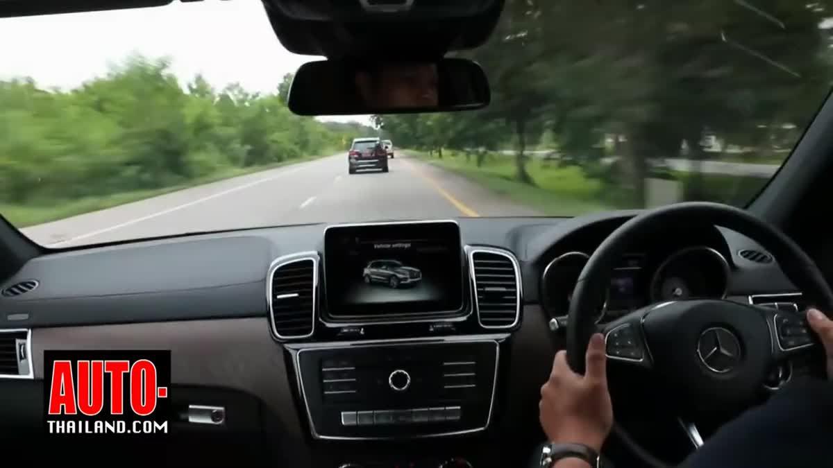 Testdrive Mercedes Benz GLC250d - GLE500e #Mercedes-Benz Star Charity #stardrive #suv