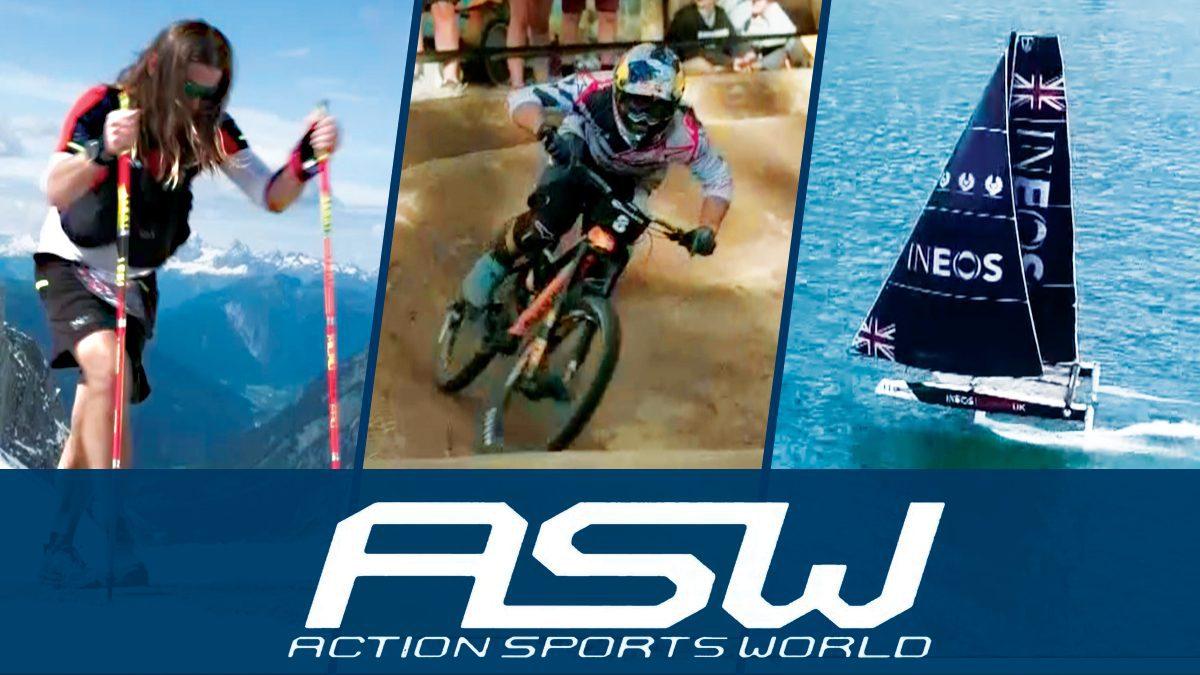 รายการ Action Sports World Season18   EP.32 [FULL]