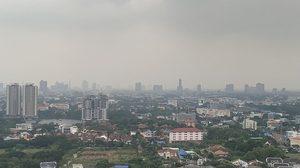 ปริมาณฝุ่น PM 2.5 เพิ่มสูงขึ้น ในหลายพื้นที่ทั่วกรุงเทพฯ