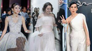 10 ชุดเจ้าสาวสุดอลัง!! ชุดแต่งงานแห่งปี 2017 ที่ถูกพูดถึงมากที่สุด