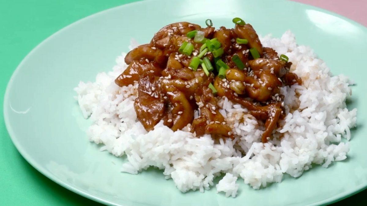 สูตร ไก่เทอริยากิ มื้ออร่อยทำได้ไม่ยาก