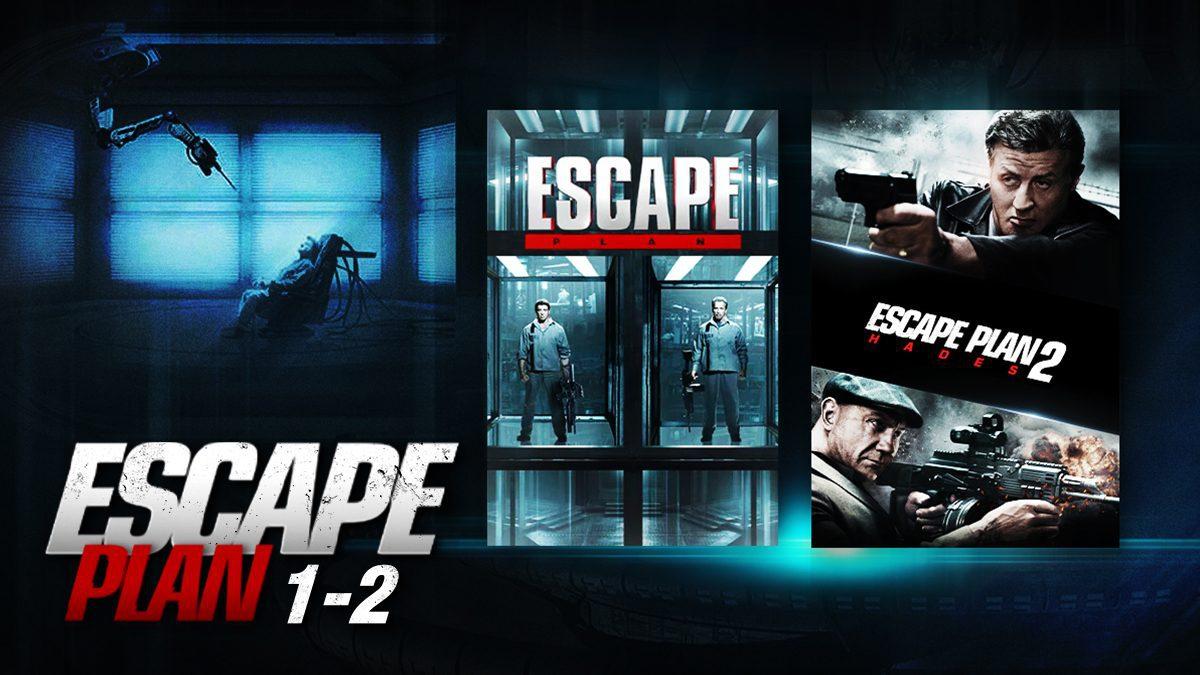 Escape Plan แหกคุกมหาประลัย 1-2 | MONOMAX