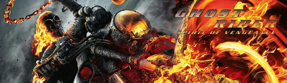 Ghost Rider โกสต์ ไรเดอร์ มัจจุราชแห่งรัตติกาล