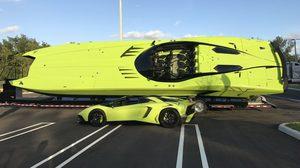 ซื้อ Lamborghini แถม Speedboat หรือซื้อ Speedboat แถม Lamborghini ?