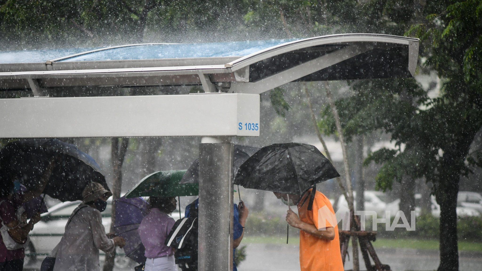 กรมอุตุฯ เผย 'พายุหลิ่นฟา' อ่อนกำลังลง เตือนพายุลูกใหม่เข้า 13-14 ต.ค.นี้