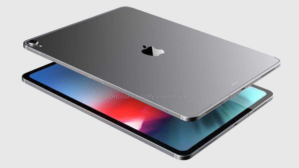 iPad pro 12.9 นิ้ว ปี 2018