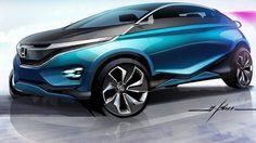 Honda พัฒนารถ SUV รุ่นใหม่ พุ่งเป้าท้าชน Hyundai Creta