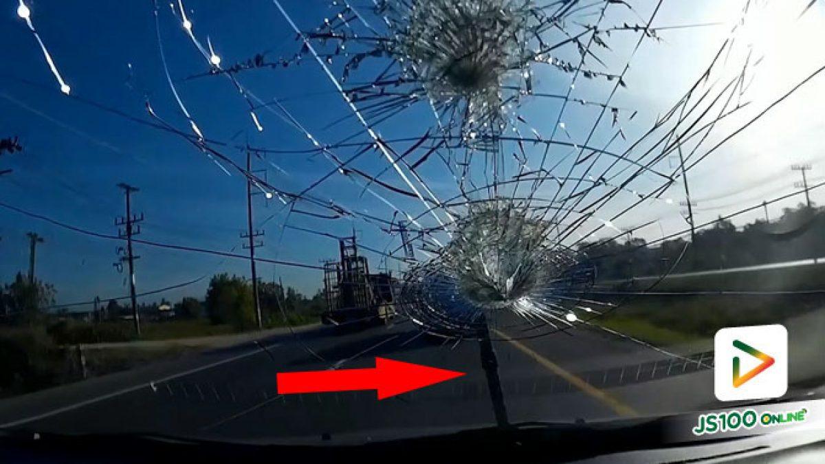 ใครจะคิดว่าออกขวาแล้วเจอแบบนี้ ดีไม่เสียบเข้ารถ