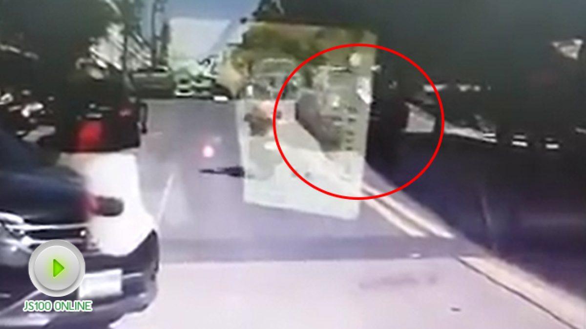 อุทาหรณ์ ขับรถผิดเลนอันตรายกว่าที่คุณคิด.. (10-12-2560)